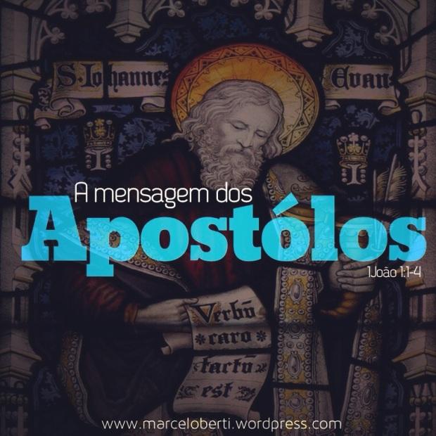 Mensagem dos Apostolos