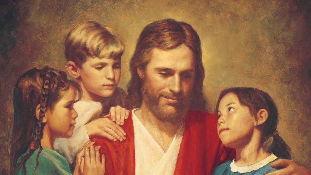 Jesus-Christ-Wallpaper-Painting