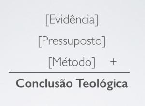 Como chegar a uma conclusão teológica?