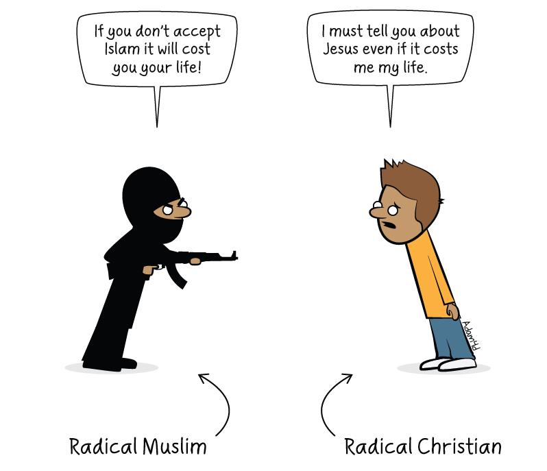 Cristão radical