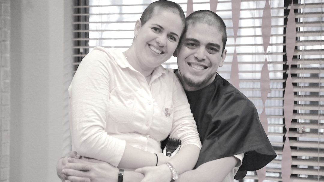 Marcelo e Amanda Berti